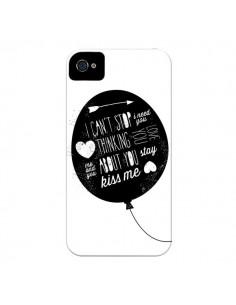 Coque Love Amour pour iPhone 4 et 4S - Leandro Pita