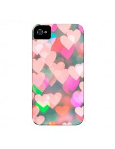 Coque Coeur Heart pour iPhone 4 et 4S - Lisa Argyropoulos