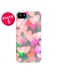Coque Coeur Heart pour iPhone 5 et 5S - Lisa Argyropoulos