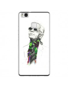 Coque Huawei P9 Lite Karl Lagerfeld Fashion Mode Designer - Percy