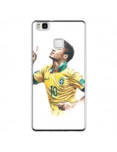 Coque Huawei P9 Lite Neymar Footballer - Percy
