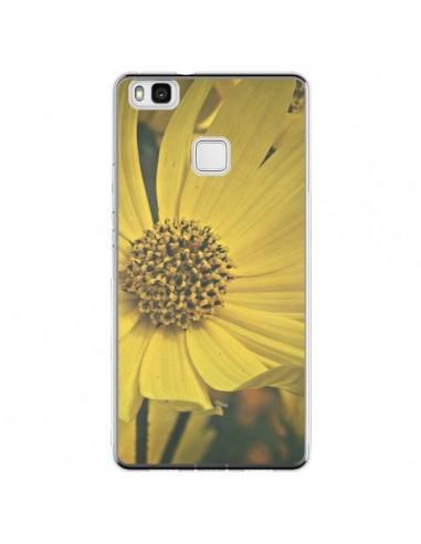 Coque Huawei P9 Lite Tournesol Fleur...