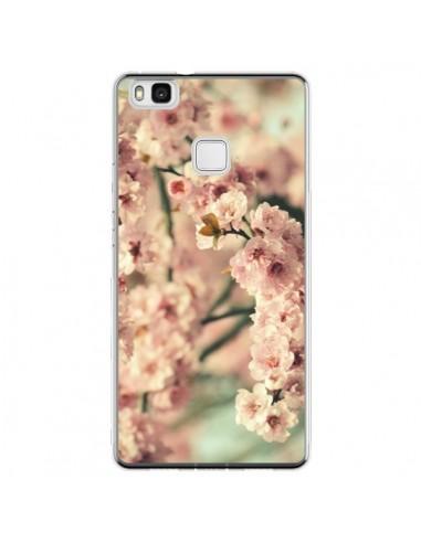 Coque Huawei P9 Lite Fleurs Summer -...