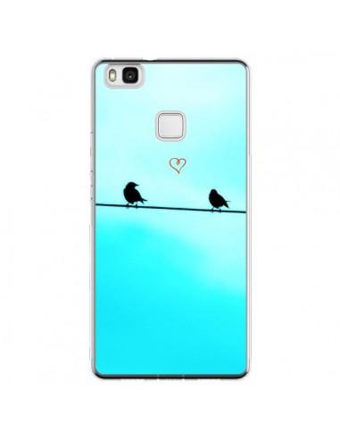 Coque Huawei P9 Lite Oiseaux Birds...