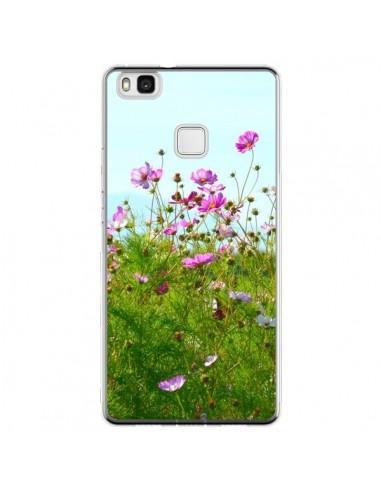 Coque Huawei P9 Lite Fleurs Roses...