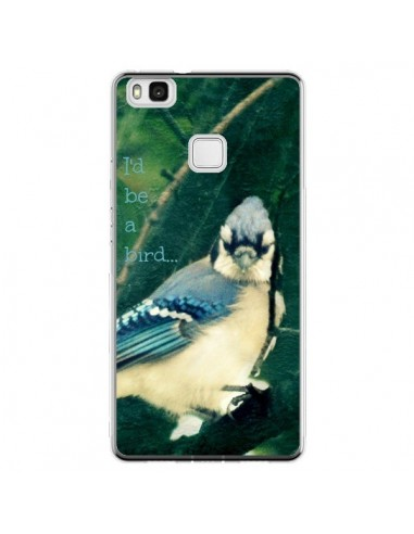 Coque Huawei P9 Lite I'd be a bird...