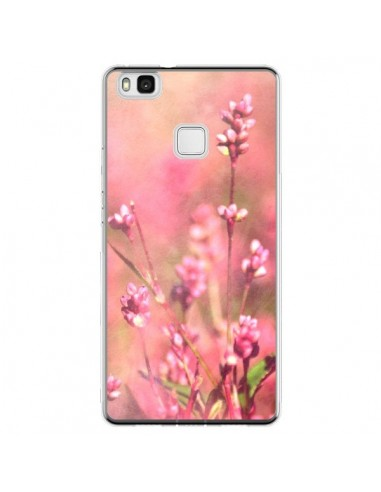 Coque Huawei P9 Lite Fleurs Bourgeons...