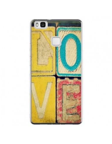 Coque Huawei P9 Lite Love Amour Jeu -...
