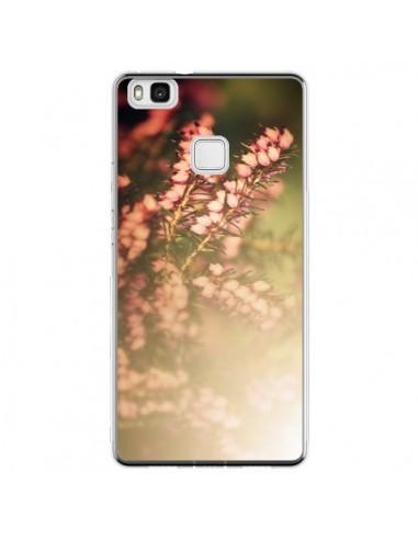 Coque Huawei P9 Lite Fleurs Flowers -...