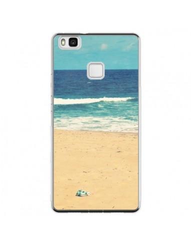 Coque Huawei P9 Lite Mer Ocean Sable...