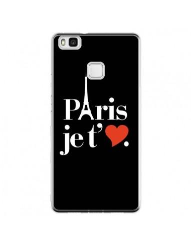 Coque Huawei P9 Lite Paris je t'aime...