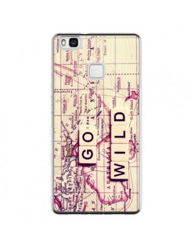 Coque Huawei P9 Lite Go Wild - Sylvia...