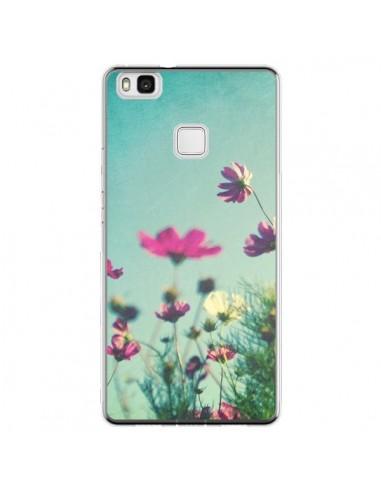 Coque Huawei P9 Lite Fleurs Reach for the Sky - Sylvia Cook