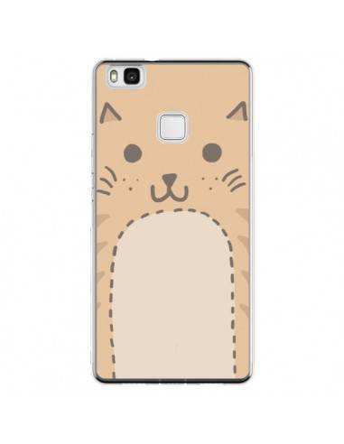 Coque Huawei P9 Lite Big Cat chat -...