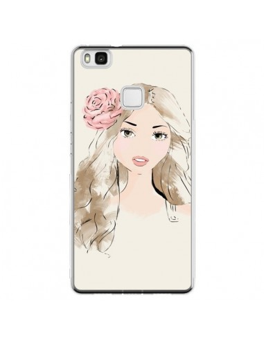 Coque Huawei P9 Lite Girlie Fille -...