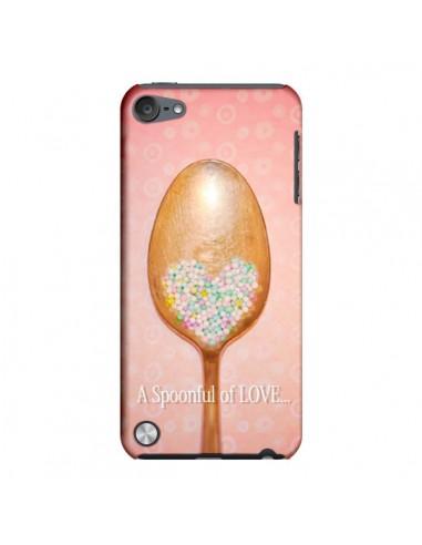 Coque Cuillère Love pour iPod Touch 5 - Lisa Argyropoulos