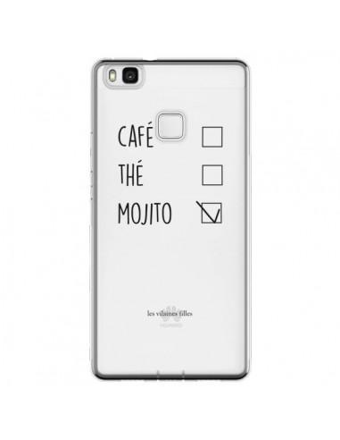 Coque Huawei P9 Lite Café, Thé et...