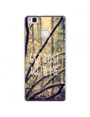 Coque Huawei P9 Lite Get lost with me...
