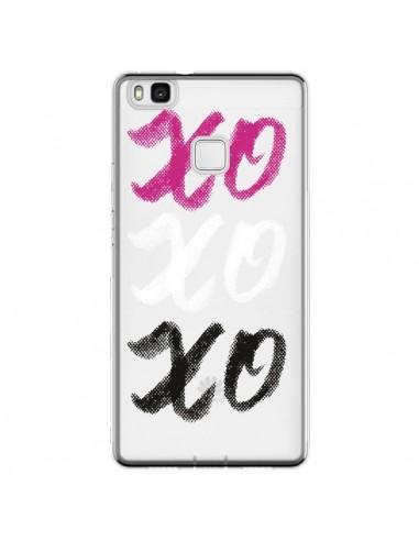 Coque Huawei P9 Lite XoXo Rose Blanc...