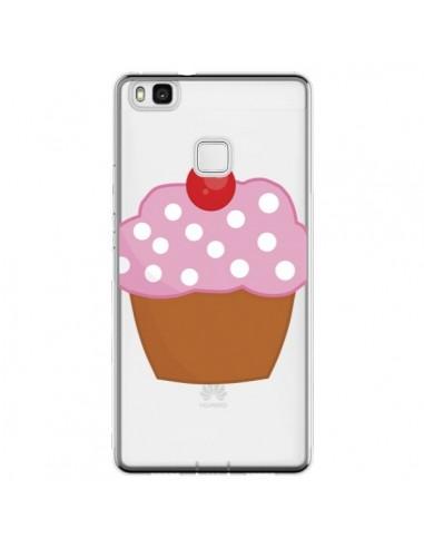 Coque Huawei P9 Lite Cupcake Cerise...
