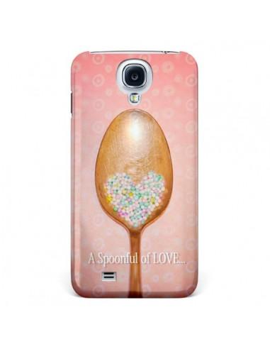 Coque Cuillère Love pour Galaxy S4 - Lisa Argyropoulos