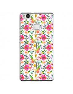 Coque Huawei P9 Lite Spring Colors Multicolored - Ninola Design