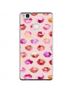Coque Huawei P9 Lite Spring Days Pink - Ninola Design
