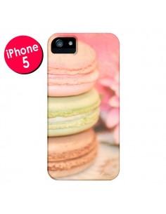 Coque Macarons pour iPhone 5 et 5S - Lisa Argyropoulos