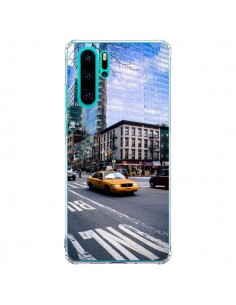 Coque Huawei P30 Pro New York Taxi - Anaëlle François