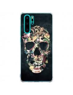 Coque Huawei P30 Pro Skull Vintage Tête de Mort - Ali Gulec
