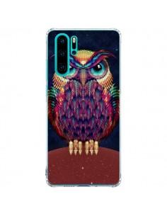 Coque Huawei P30 Pro Chouette Owl - Ali Gulec