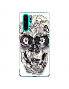 Coque Huawei P30 Pro Tape Skull K7 Tête de Mort - Ali Gulec