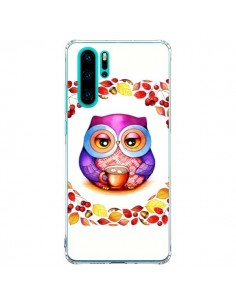 Coque Huawei P30 Pro Chouette Automne - Annya Kai