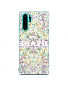 Coque Huawei P30 Pro Brazil Brésil Coupe du Monde - AlekSia