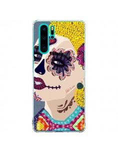 Coque Huawei P30 Pro Sugar Skull Tête de Mort - AlekSia