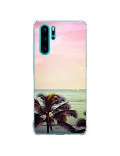 Coque Huawei P30 Pro Sunset Palmier Palmtree - Asano Yamazaki