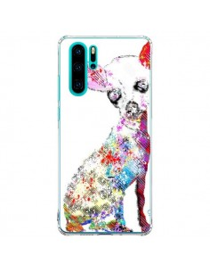 Coque Huawei P30 Pro Chien Chihuahua Graffiti - Bri.Buckley