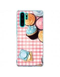 Coque Huawei P30 Pro Petit Dejeuner Cupcakes - Benoit Bargeton