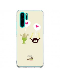 Coque Huawei P30 Pro Oeuf a la Coque Bubble Fever - Bubble Fever
