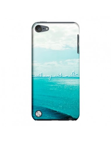 Coque Sail with me pour iPod Touch 5 - Lisa Argyropoulos