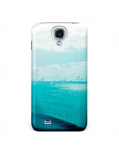 Coque Sail with me pour Galaxy S4 - Lisa Argyropoulos