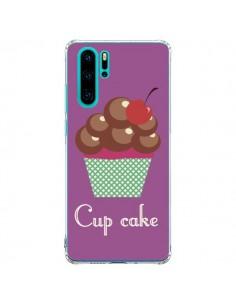 Coque Huawei P30 Pro Cupcake Cerise Chocolat - Léa Clément