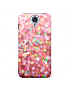 Coque Paillettes Pinkalicious pour Galaxy S4 - Lisa Argyropoulos