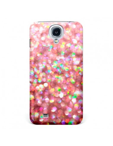 Coque Paillettes Pinkalicious pour Galaxy S4 - Lisa Argyropoulos