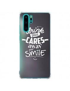 Coque Huawei P30 Pro Drink Gris - Javier Martinez