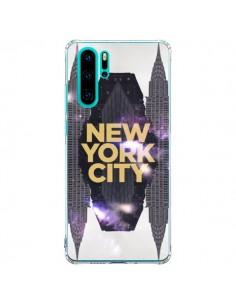 Coque Huawei P30 Pro New York City Orange - Javier Martinez