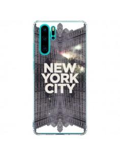 Coque Huawei P30 Pro New York City Gris - Javier Martinez