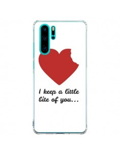 Coque Huawei P30 Pro I Keep a little bite of you Coeur Love Amour - Julien Martinez