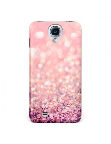 Coque Paillettes Blush pour Galaxy S4 - Lisa Argyropoulos