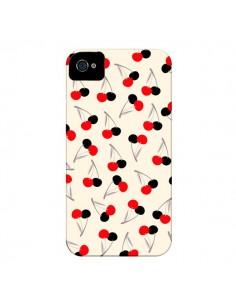Coque Cerises Cherry pour iPhone 4 et 4S - Leandro Pita